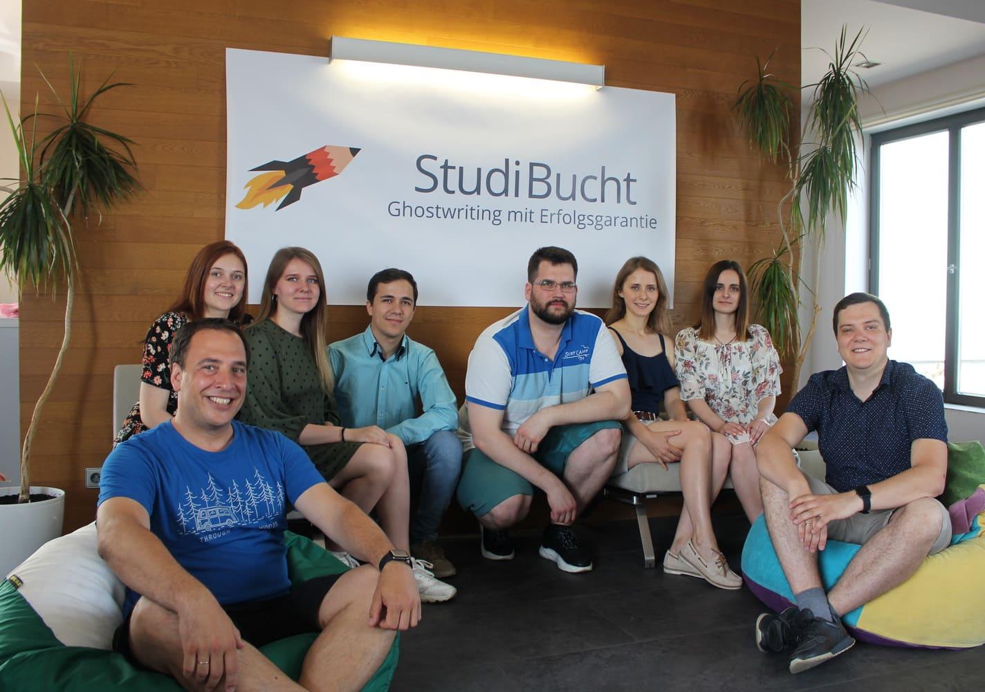StudiBucht Team